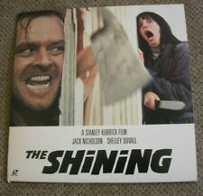 The Shining Laserdisc Laser Disc