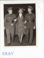 Marlene Dietrich Charles Greenstein VINTAGE Photo candid 1942 Grand Central NYC
