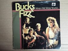 "Bucks Fizz - When we were Young 7""single"