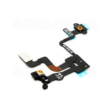 Brand New ORIGINALE IPHONE 4S INTERNA POWER ON / OFF SENSORE PULSANTE FLEX parte