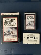 Scary stories to tell in the dark Vintage Cassette VERY RARE
