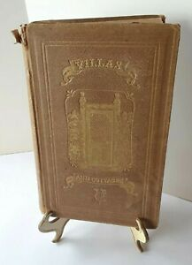 Antique Villas and Cottages by Calvert Vaux 1857 Harper and Brothers Hardback