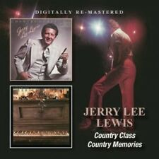 Country Class/Country Memories - Jerry Lee Lewis (2016, CD NEUF)