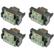 4 x Drum Imaging Unit Chips for Xero DocuColor 12 DocuColor 1250 DocuColor 1255