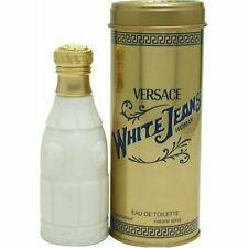 Versace White Jeans Woman Eau De Toilette 75 Ml Profumo Donna 312