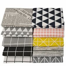 Photography Background Art Props Lattice Cloth European Style Food Tablecloth