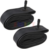 "2 x 26"" inch Bike Inner Tube 26 x 1.75 - 2.125 Bicycle Rubber Tire Interior BMX"