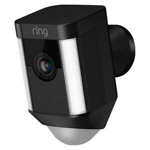 Ring Spotlight Camera Wired Brand New