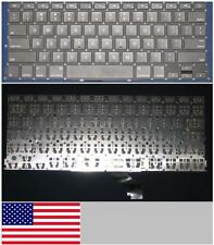 Clavier/Keyboard Qwerty US APPLE MACBOOK A1425 MSPA4896US Noir/ Black