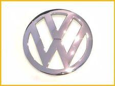 Genuine VW Volkswagen Passat B6 R36 TOUAREG Caddy 2K hood emblem badge 125mm