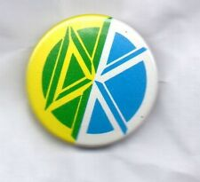 DEAD KENNEDYS  LOGO BUTTON BADGE - AMERICAN  HARCORE PUNK BAND - PIN 25mm