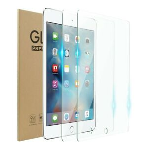 Tempered Glass 2Pack FOR Apple iPad 9.7 5th 6th Gen Premium HD Screen FULL Cover