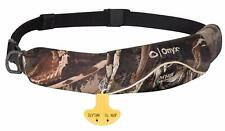 Onyx Manual Inflatable Belt Camo 80 lb and up New