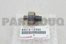 8961512090 Genuine Toyota SENSOR, KNOCK CONTROL 89615-12090