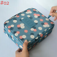 Makeup Storage Bag Portable Travel Cosmetic Toiletry Case Pouch Wash Organizer