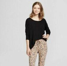 A42 Xhilaration Sleepwear Pajamas Shorts maroon medium