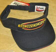 Jeff Gordon #24 Nascar Racing Visor hat Adjustable NEW W. AGS! Chase Authentics