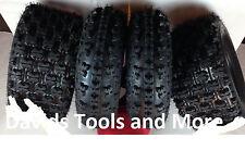 2002-2012 SUZUKI LTZ 400 QUADBOSS R SPORT ATV TIRES 21X7-10 , 20X10-9 SET 4