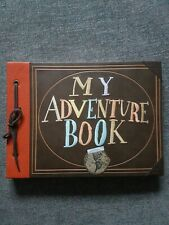 More details for disney store pixar up my adventure note book replica journal a4 ellie carl
