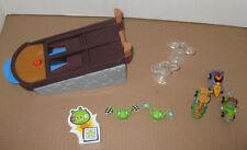 Hasbro Rovio Angry Birds Go! Telepods Dual Launcher Set & Extra Telepods (SC-P1)