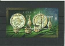 2612.Hungary 2019 Seuso-Treasures II Black Numbered Good Sheet Very Fine MNH S/S
