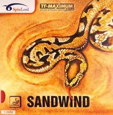 SpinLord Sandwind glatt,1,5/1,8/2,0 mm, größte Störung beim Plastikball