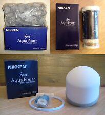 Nikken PiMag Aqua Pour Mineral Stones Cartridge Ceramic Filter 1386 1361 1364