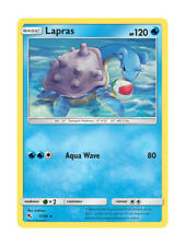 Lapras 17/68 Rare Pokemon Card TCG - Hidden Fates Shiny Vault - New & Mint