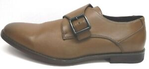 Kenneth Cole Unlisted Size 11 Brown Slip On Loafers New Mens Shoes