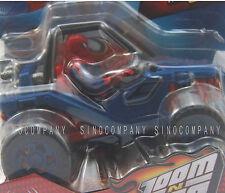 New Gift Marvel Hasbro The Amazing Spider-man Action Figure & Turbo Cruiser Q106