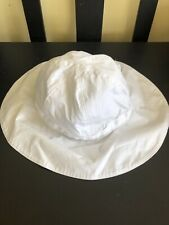 Janie And Jack Girls Sun Hat 6 8 White Bow