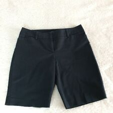 Apt.9 Essentials Black Shorts Women's Size 4 Inseam 10