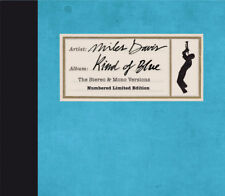 MILES DAVIS, KIND OF BLUE - THE STEREO AND MONO VERSIONS, 2 x 180GR LP (SEALED)