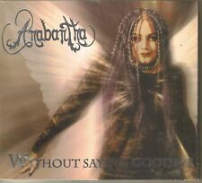 ANABANTHA - Without Saying Goo...- Mexican Metal Gotico CD Dark Edicion Mexicana