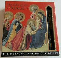 The Metropolitan Museum of Art The gifts of the Magi Book & Gifts MMA Bufinch