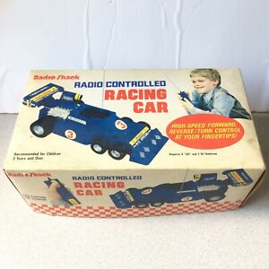 Vintage 1979 Radio Shack RC Tyrrell F1 Radio Controlled Cat No. 60-3014 Tandy NR