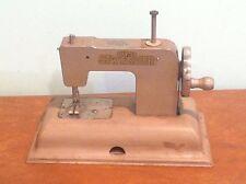 Antique Vintage Child's Toy Miniature Sewing Machine KAYanEE Sew Master