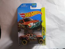 2014 Hot Wheels #135 HW Off-Road HW Hot Trucks Sandblaster K MART EXCLUSIVE