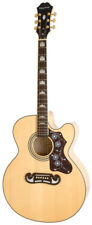 Epiphone Ej200ce Electro Acoustic Guitar Second Hand
