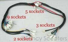 X-1, X-2 X-8 Pocket Bikes (2 Stroke) Whole Wire harness (After Market)