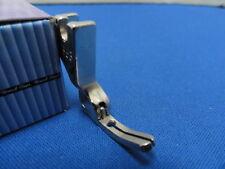 Industrial Sewing Machine Hinged Narrow Zipper Zip Foot WORKS ON BROTHER, JUKI