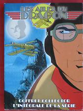 LES AILES DU DRAGON - COFFRET COLLECTOR 3 DVD- L'intégrale de la série