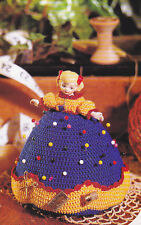 Crochet Pattern ~ DOLL PINCUSHION ~ Instructions