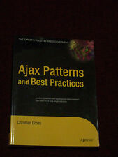 NEW Ajax Patterns And Best Practices - Gross, Christian