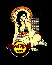 Hard Rock Cafe CANCUN Amp. Sexy Girl. Pin. ***