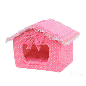 Gorgeous Pink Princess PET HOUSE