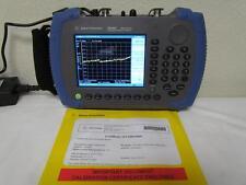 Agilent / HP N9344C Handheld RF Spectrum Analyzer, 1MHz to 20GHz - CALIBRATED!