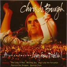 CD - Chris de Burgh - High On Emotion - Live From Dublin! - #A3593