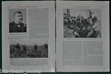 1932 Canadian magazine article, SEAL HUNTING, North Pacific, old-time account