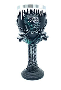 Game Of Thrones Goblet Decorative Winter Is Coming  Stainless Steel